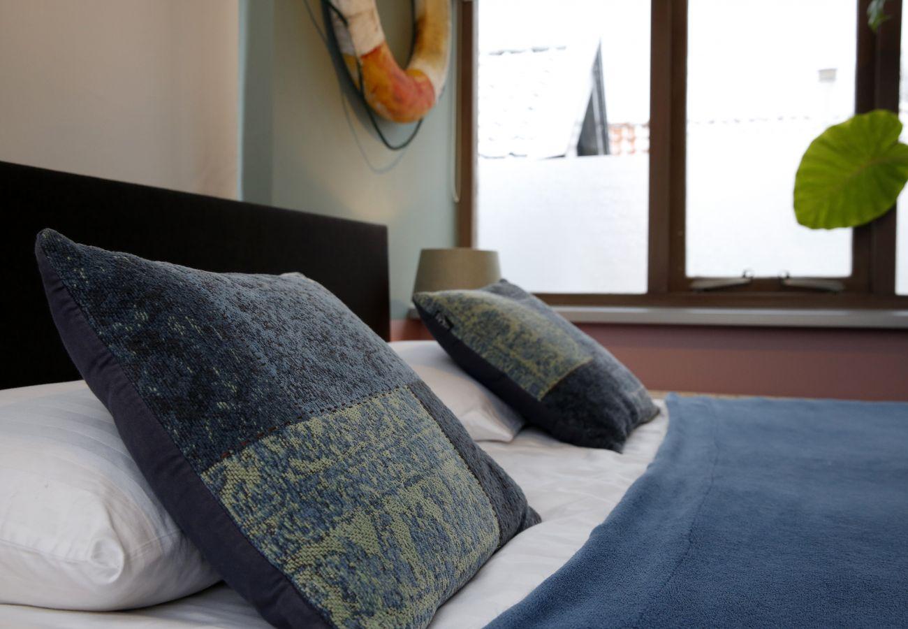 Zimmeranmietung in Bergen  - Guesthouse Fleur de Lis - Lavendel