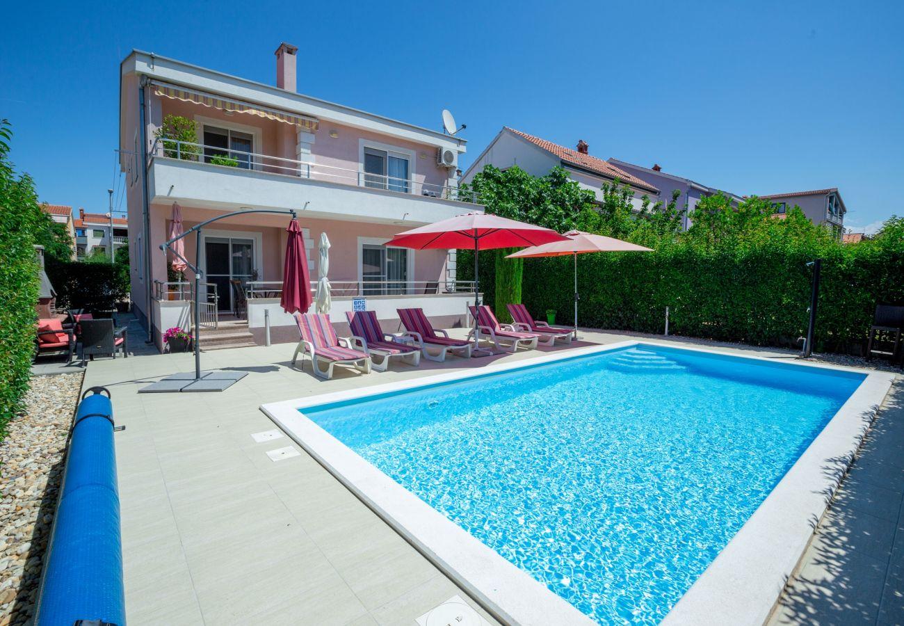 Ferienwohnung in Zadar - Villa apartment ViGo