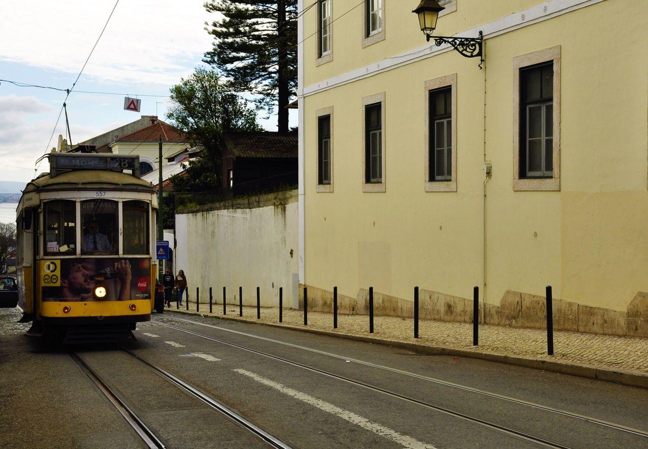 Appartement in Lisboa stad - Alfama District Apartments - Sé
