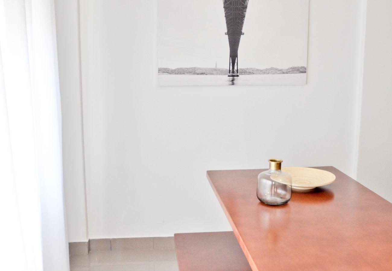 Appartement in Lisboa stad - Marquês Comfy Apartment
