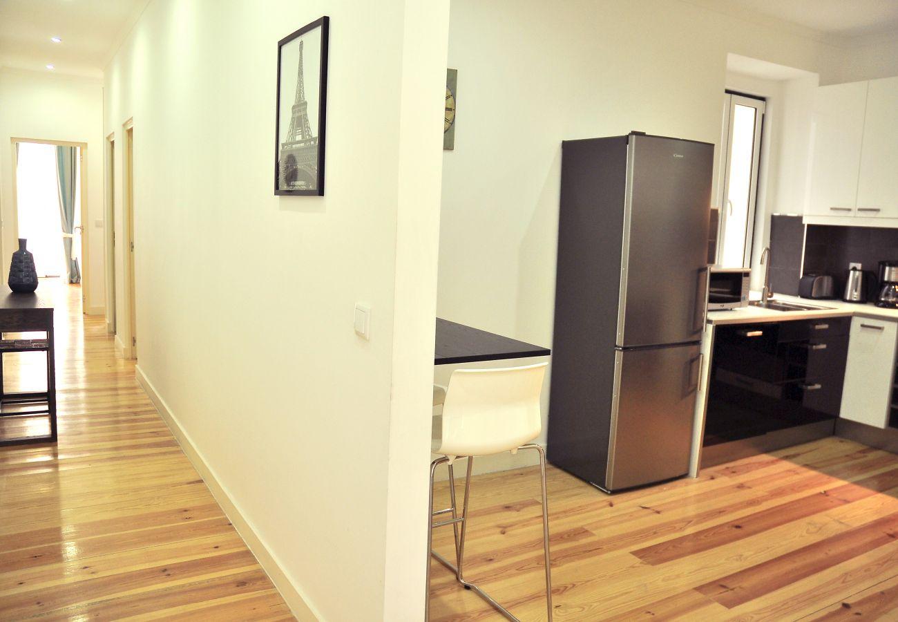 Appartement in Lisboa stad - Marquês Classy Apartment