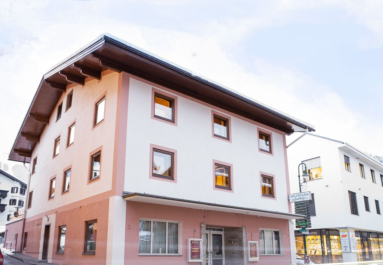 Appartement in Zell am See - Seilergasse Central apartment 3
